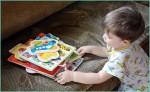 деревянные пазлы для ребенка
