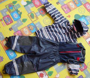 Детский костюм Didriksons. Куртка и полукомбинезон