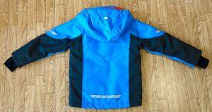 Вид со спины. Детская финская куртка Everest