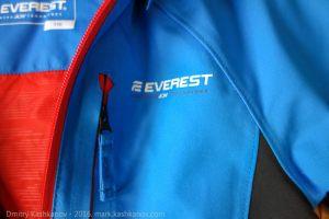 Внешний карман на молнии. Детская финская куртка Everest