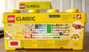 Большой конструктор LEGO Classic. Чтобы ребенок развивался правильно
